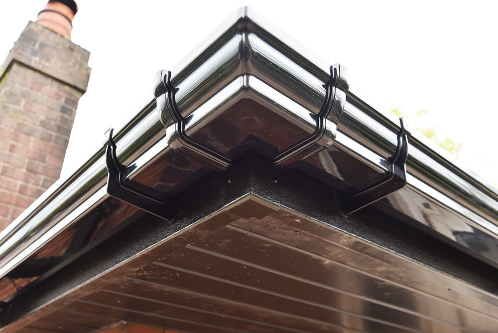 plastic gutters and facias preston lancashire