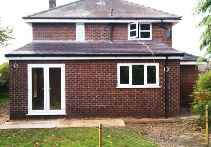 domestic extensions in preston
